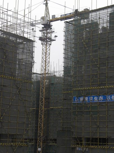 公司设备租赁(华夏QTZ40)